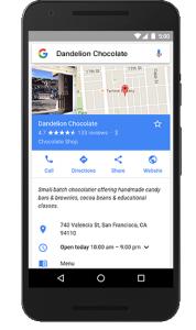 Google Local Business Marketing
