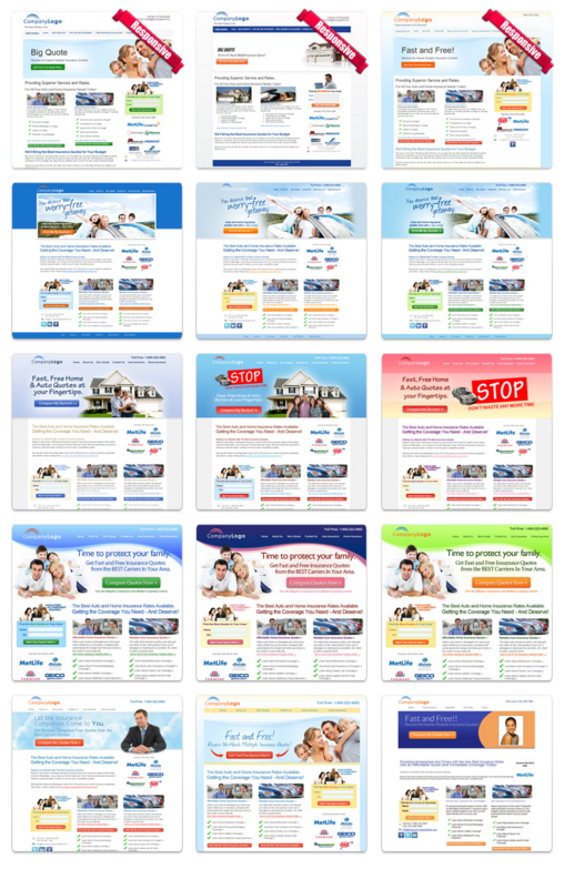 Insurance Agent Templates
