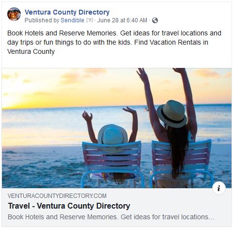 Facebook Article Post