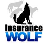 Insurance Wolf - tall
